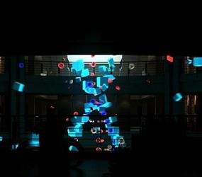 虚拟互动展览 立体必威官网体育彩票动画