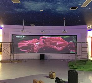 四川盛邦润达科技有限公司企业文化展厅