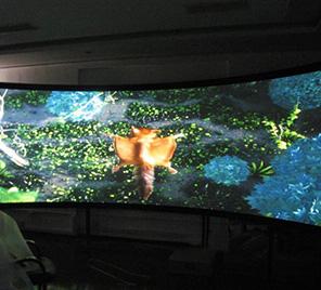 安徽省合肥市3D弧幕影院