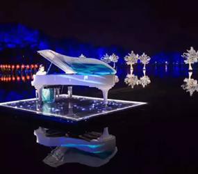 最美杭州夜,松下工程betway必威体育西汉姆联奉上光影魔术